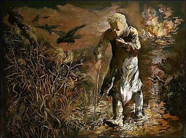 George Grosz Wanderer