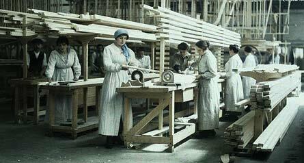 Farman Aircraft Company, 1917