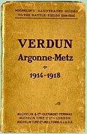 Michelin Guide Verdun 1919